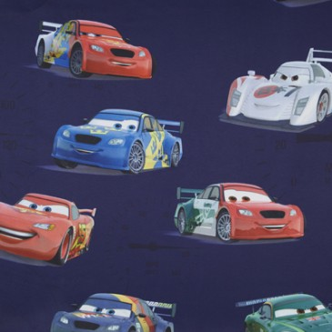 Cars Disney Fabric SUNVELO.42.150