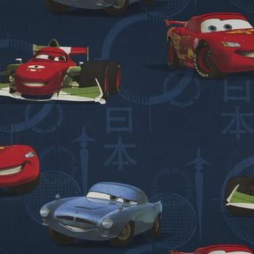 Cars Disney Fabric MCMISSLE.42.140