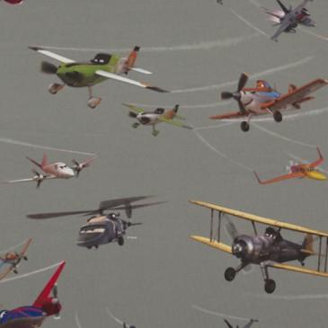 Disney Planes Fabric ACERS.57.140