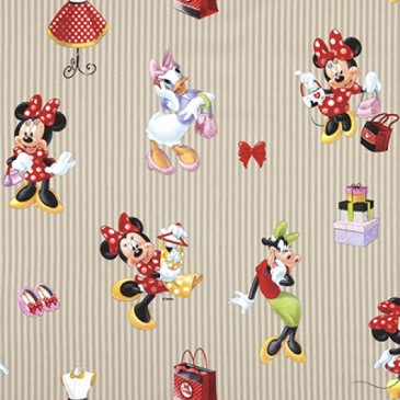 Disney Minnie Mouse Fabric MADSHOP.13.140