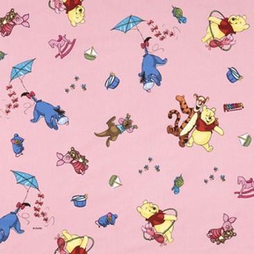 Disney Winnie the Pooh Fabric TOYPLAY.33.140