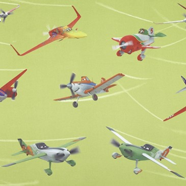 Disney Planes Fabric SUNACTION.45.150
