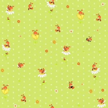 KidsFabrics Fabric DIGMAJA.46.140