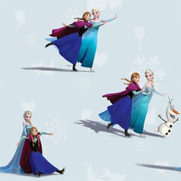 Disney Frozen Fabric ELSA.38.140