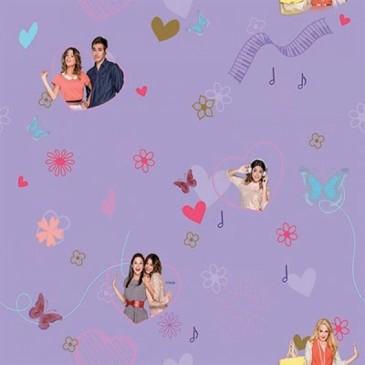 Disney Violetta Fabric VIOLETTA.35.140
