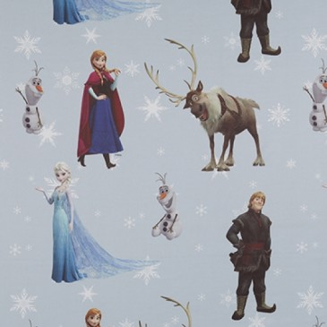 Disney Frozen Fabric SUNFROZEN.53.150