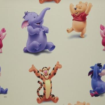 Disney Winnie the Pooh Fabric SUNPOOFUN.11.150