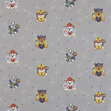 Nickelodeon Paw Patrol Fabric CHASE.550.140