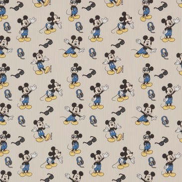 Disney Mickey Mouse Fabric COOL.13.140