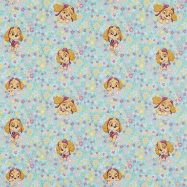 Nickelodeon Paw Patrol Fabric DITSY.387.140