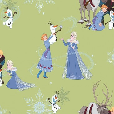 Disney Frozen Fabric FENYA.45.140