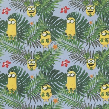 Minions Universal Fabric MORGAN.38.140