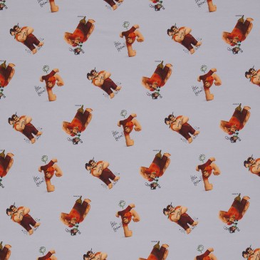 Disney Wreck it Ralph Fabric STORK.530