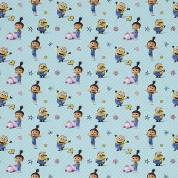 Minions Universal Fabric TERN.380